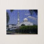 Mezquita y torre, Singapur Puzzle