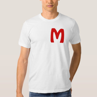 Mezuka M small T-Shirt