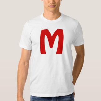 Mezuka M T-Shirt