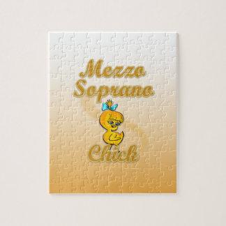 Mezzo Soprano Chick Puzzle