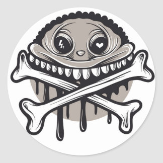 MF Boney Sticker