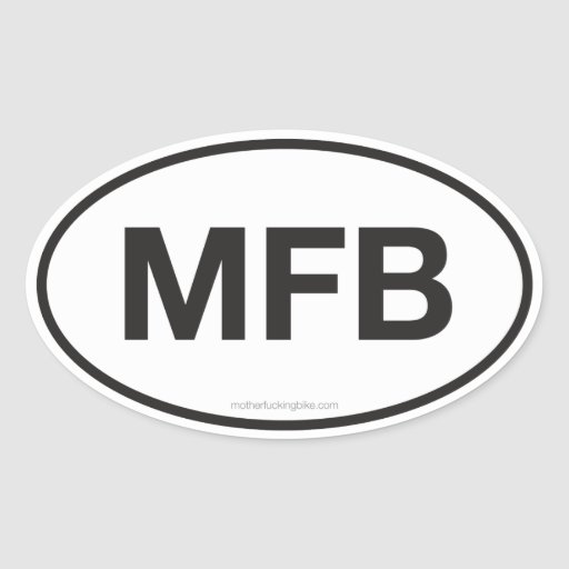MFB heritage Sticker