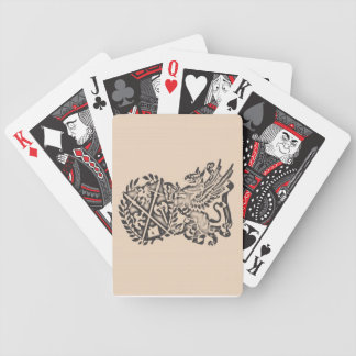 MFFG playing cards