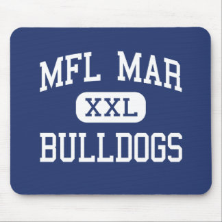 MFL marcha - dogos - High School secundaria - Mono Alfombrillas De Ratones