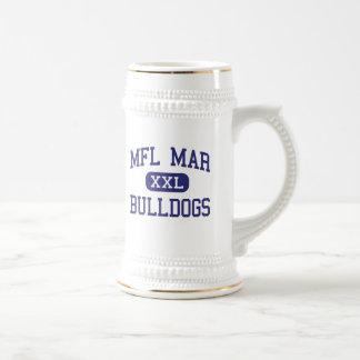 MFL marcha - dogos - High School secundaria - Mono Tazas De Café