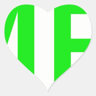 MFW HEART STICKER