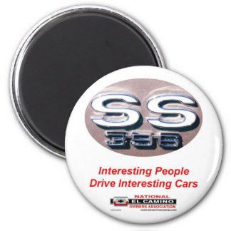 MG0SS3 2 INCH ROUND MAGNET
