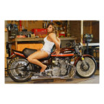 _MG_6714a - dragbike Poster