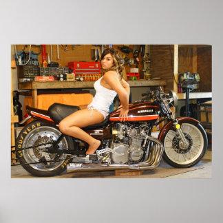 _MG_6714a - dragbike Póster