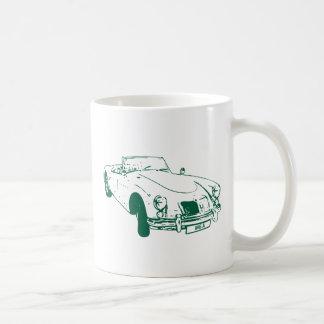 MG A Mug green