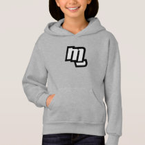 MG Fist  Kids Hooded Sweatshirt