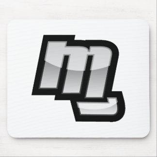 MG Fist Symbol Mouse Pad