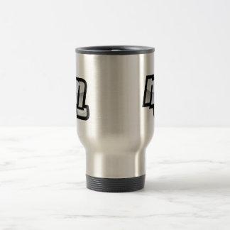 MG Fist Symbol Travel Mug