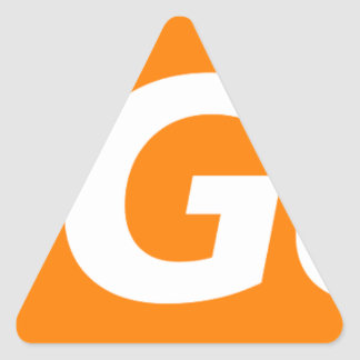 MG-Logo-BIG Triangle Sticker