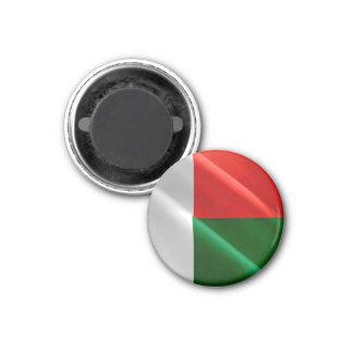 MG - Madagascar - Flag Waving
