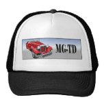 MG rojo TD Gorros Bordados