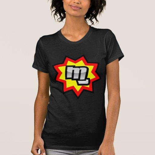 MG Symbol T Shirts