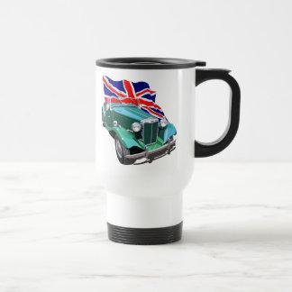 MG-TD verde Taza De Café