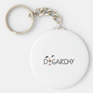 MGA004 Dogarchy Key Chain