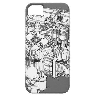 MGA Engine Block HikingDuck iPhone SE/5/5s Case