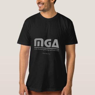 MGA letter logo T-Shirt