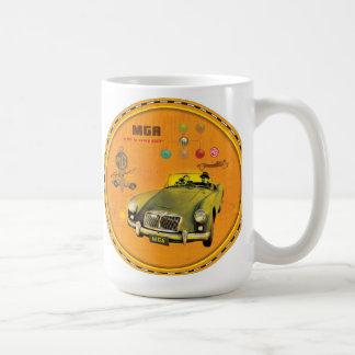 Mga - Lift in every shift sign Coffee Mug