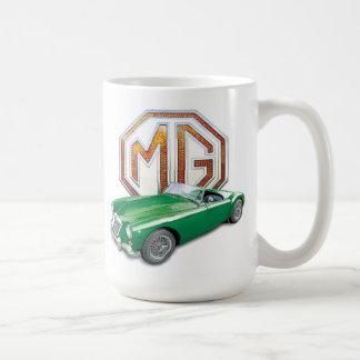 mga roadster coffee mug