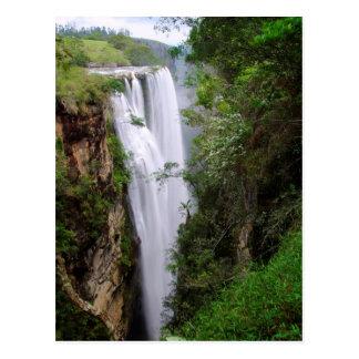 Mgawa Falls, Near Lusikisiki, Wild Coast Postcard