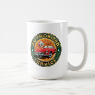 MGB service sign Coffee Mug