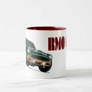 MGC GTS RMO 699F Two-Tone COFFEE MUG