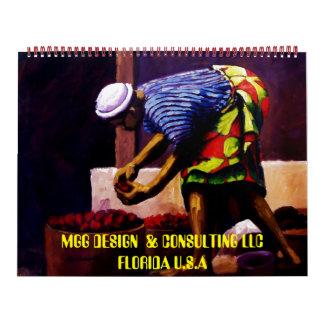 MGG DESIGN & CONSULTING LLC(Mojisola A Gbadamosi Calendar