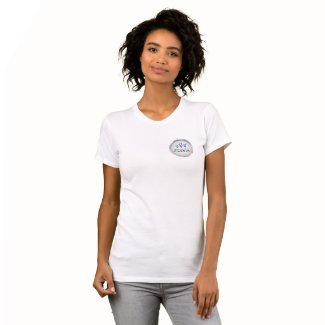 MGMC Logo and Walk Hand in Hand Women's T-Shirt