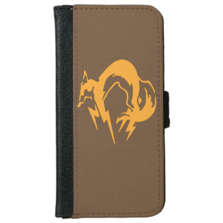 MGS Foxhound Iphone 6 Wallet Case