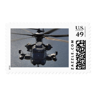 MH-53 Pave Low Helicopter Postage Stamp