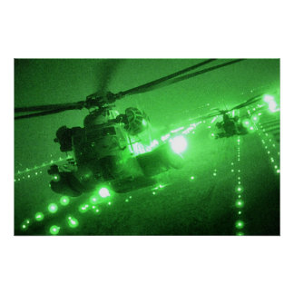 MH-53 Pave Lows Poster