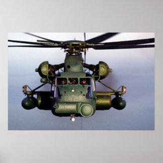 MH-53 pavimentan punto bajo Impresiones
