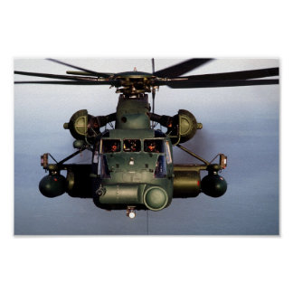 MH-53J Pave Low III Poster