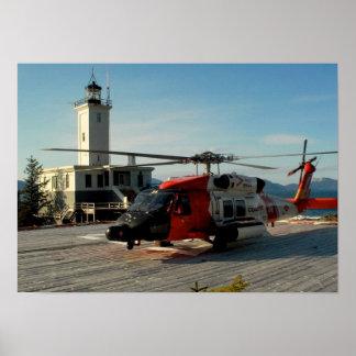 MH-60 Jayhawk Poster