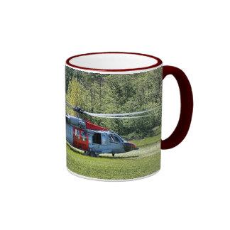 MH-60 Knighthawk Ringer Mug