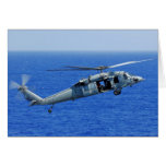 MH-60 Sea Hawk Greeting Card