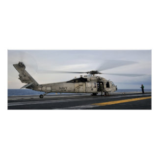MH-60 Seahawk Poster