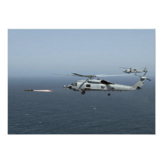 MH-60R Seahawks Posters