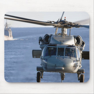 MH-60S Knighthawk Mouse Pad