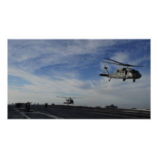 MH-60S Knighthawk Posters