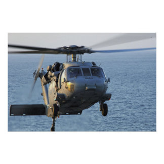 MH-60S Knighthawk Poster