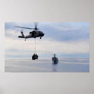 MH-60S Seahawk Impresiones