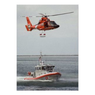 MH-65 Dolphin Posters