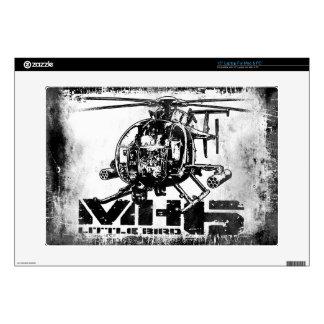 "MH-6 Little Bird 15"" Laptop Skin"