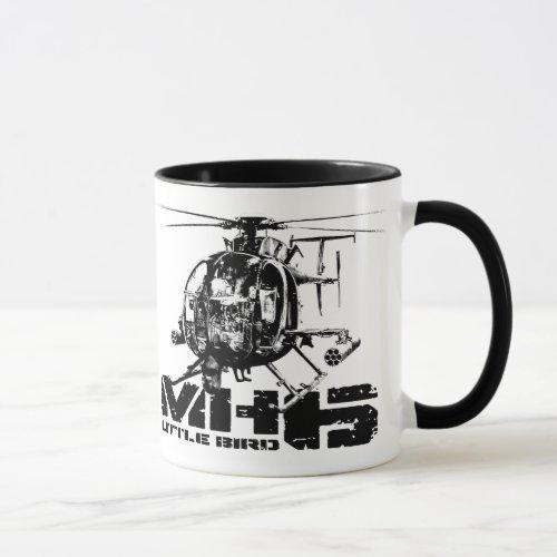 MH_6 Little Bird Ringer Coffee Mug