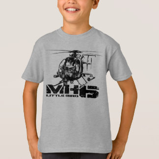 MH-6 Little Bird T Shirt